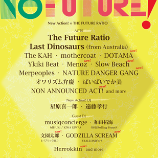 New Action! × The Future Ratio presents
