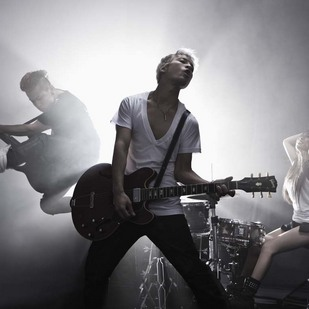 INAZUMA WINNING ELEVENTH ROCK JAPAN