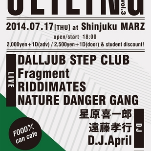 DALLJUB STEP ClUB x New Action! presents