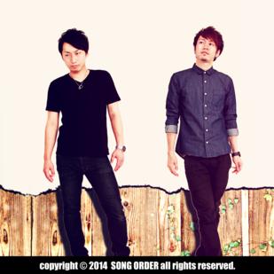 SONGORDER  ONEman LIVE 2014