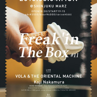 Freak'in The Box #11