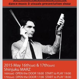 英国音楽/VINYL JAPAN presents Wolfgang Flür来日公演