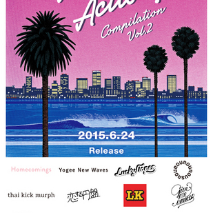 『New Action! ~Compilation Vol.2~』Release Tour Final!!!