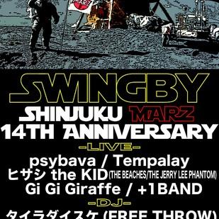 Shinjuku MARZ 14th Anniversary