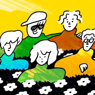 フレンズ pre. 1st Mini Album 「ショー・チューン」リリースパーティー  ~フレンズのフレンズ大集合!~