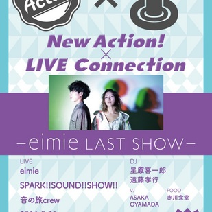 New Action! x LIVE Connection