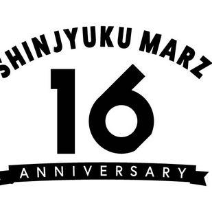 Shinjuku MARZ 15th Anniversary~CRCK/LCKS × siraph × Yasei Collective~