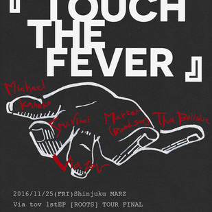 Via tov presents 「ROOTS」Release Tour Final