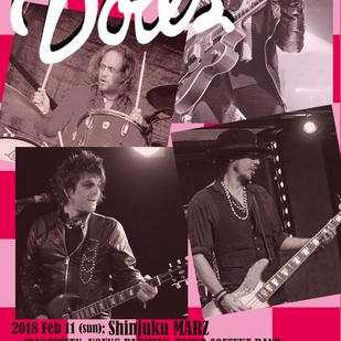 英国音楽/VINYL JAPAN presents 【THE DOLLS】