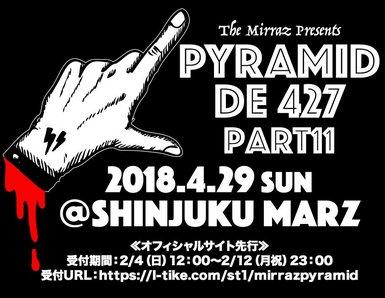 The Mirraz presents Pyramid de 427 part11