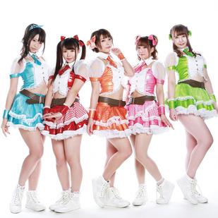 『今、揉みに行けるアイドル「マシュマロ3d+」3周年記念ワンマンライブ!!!』