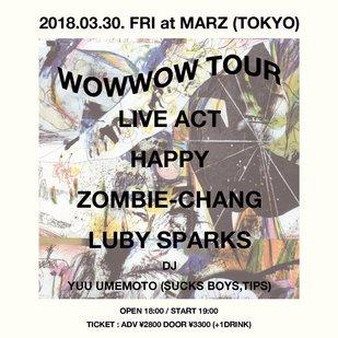 HAPPY WOWWOW TOUR