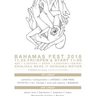 BAHAMAS FEST'18