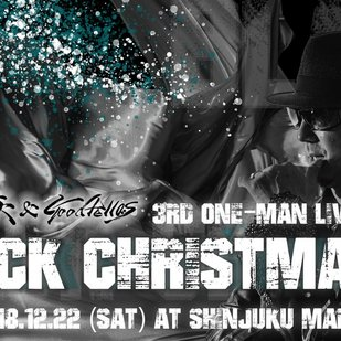 3rdワンマンライブ「BLACK CHRISTMAS」