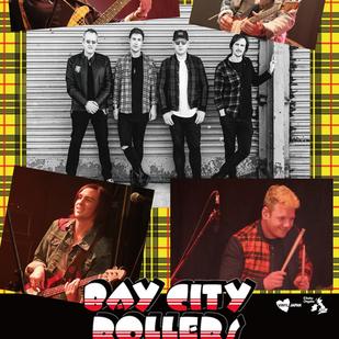 英国音楽/VINYL JAPAN presents 【BAY CITY ROLLERS featuring WOODY】