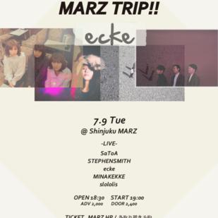 MARZ TRIP!! -vol.17-