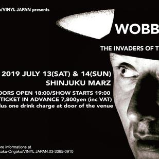 英国音楽/VINYL JAPAN presents 【JAH WOBBLE'S & THE INVADERS OF THE HEART】