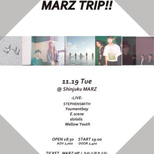 MARZ TRIP!! -vol.22-