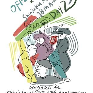 OFF-SIDE × 〜Shinjuku MARZ 18th Anniversary !!〜 Day2