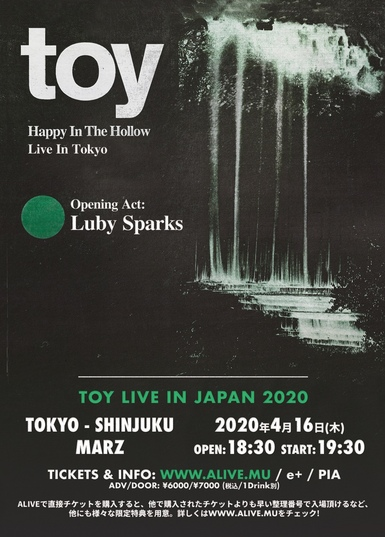 TOY LIVE IN JAPAN