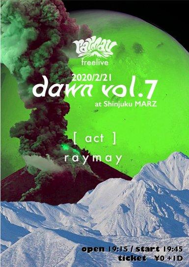 dawn vol.7